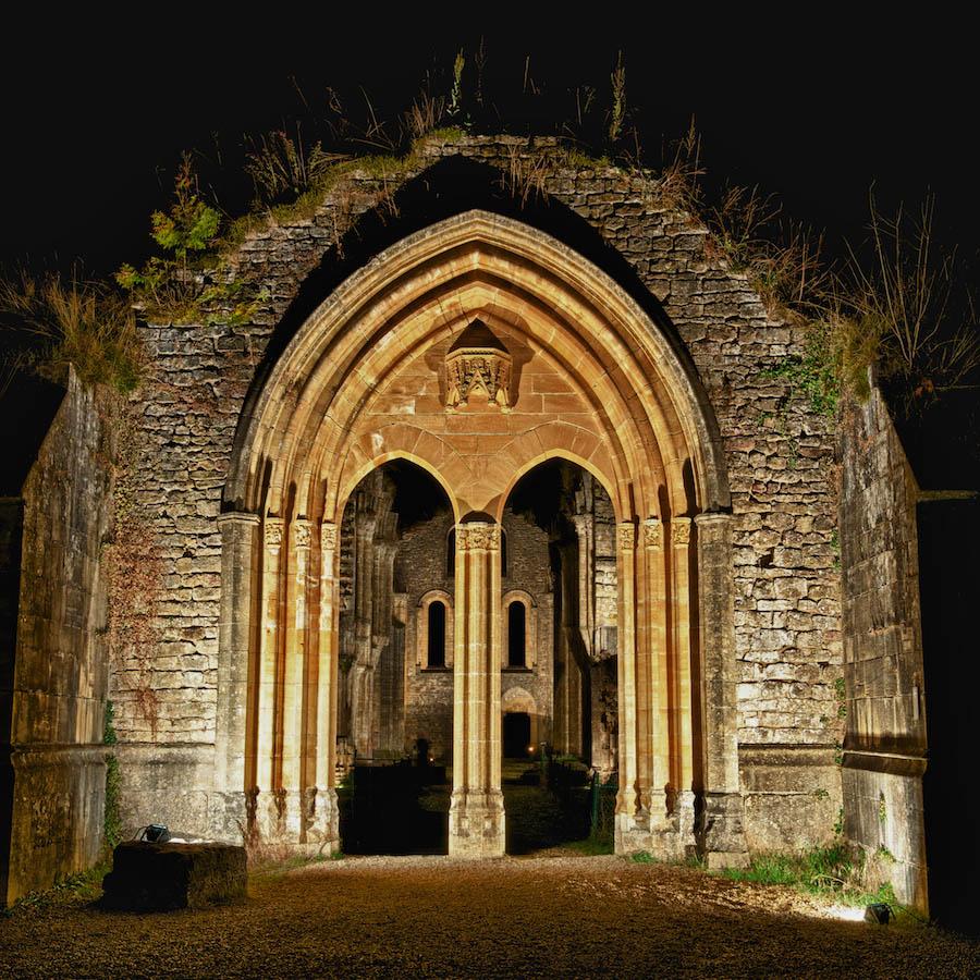Visite nocturne des ruines d'Orval, samedi 7/9 + les photos. 714412orval101HDR