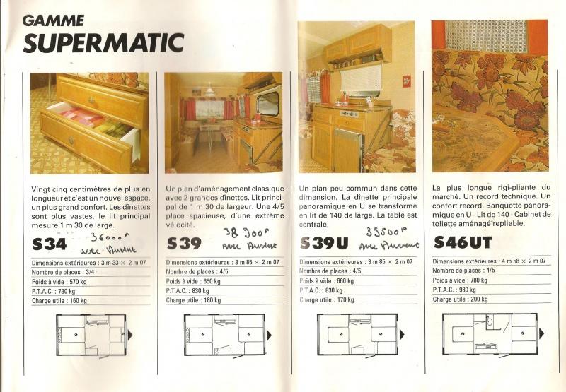 Les Esterel, début 80' 714945Brochure6001