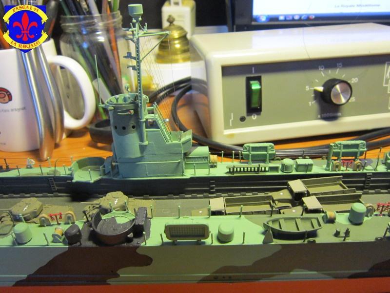 U.S. Navy Landing Ship Médium (Early) au 1/144 de Revell par Pascal 94 - Page 14 715132IMG43861