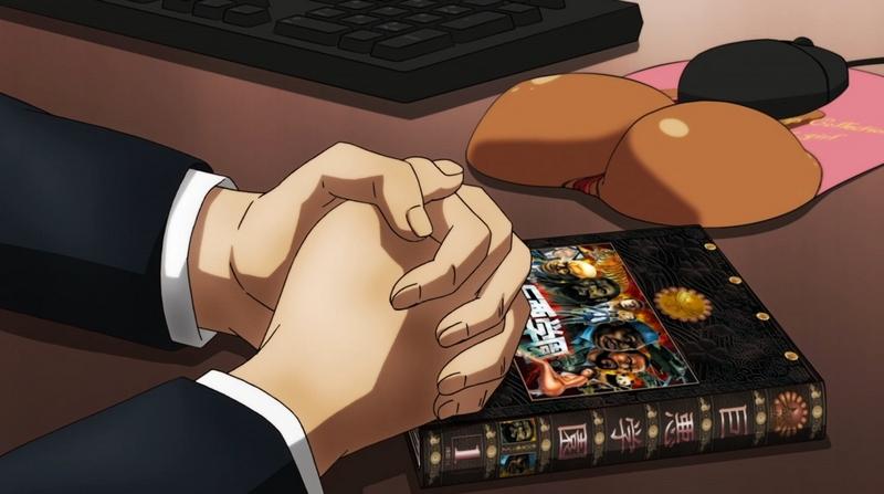 [2.0] Caméos et clins d'oeil dans les anime et mangas!  - Page 9 715146PrisonSchool10KyoakuGakuenManga
