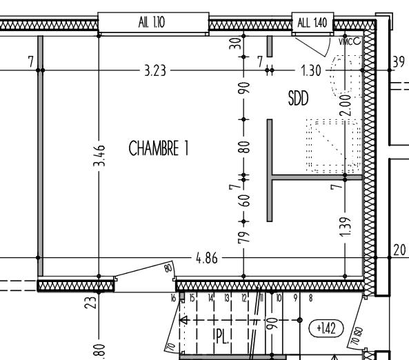 amenagement suite parentale. Black Bedroom Furniture Sets. Home Design Ideas
