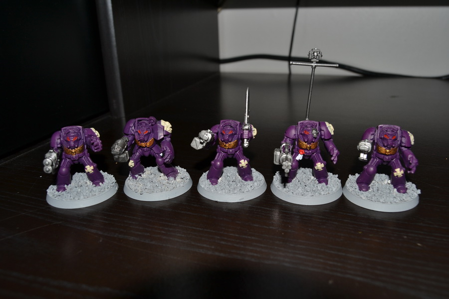 Les Purple Knight 716587WH40K018