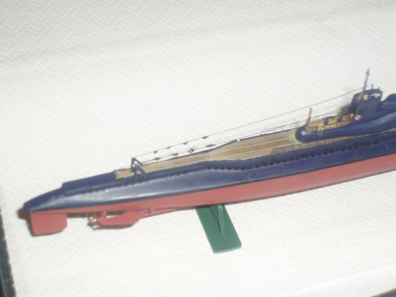 sous-marin SURCOUF 1/400 717103P6190298