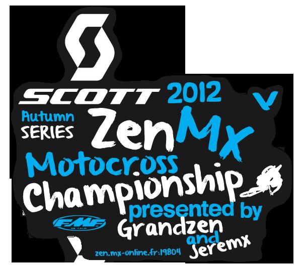 [RESULTAT/CLASSEMENT] Zen MX Championship 2012 - Autumn Series 717990LogoChampionnatMXAutumn2012