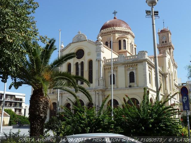 Z06 - COSTA / C/R  Mer Egée et Galilée / Grèce, Crête, Israël, Chypre, Turquie !  13-20/09/2012  718158P1050573
