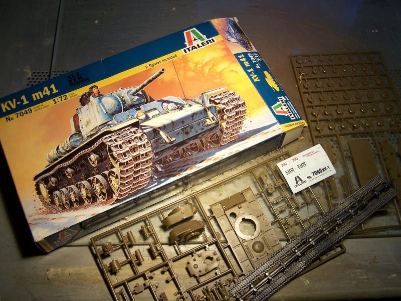 """""""Le duel"""" KV1c vs Panzergrenadiere Russie 1942 (terminé) 7181601005473"""
