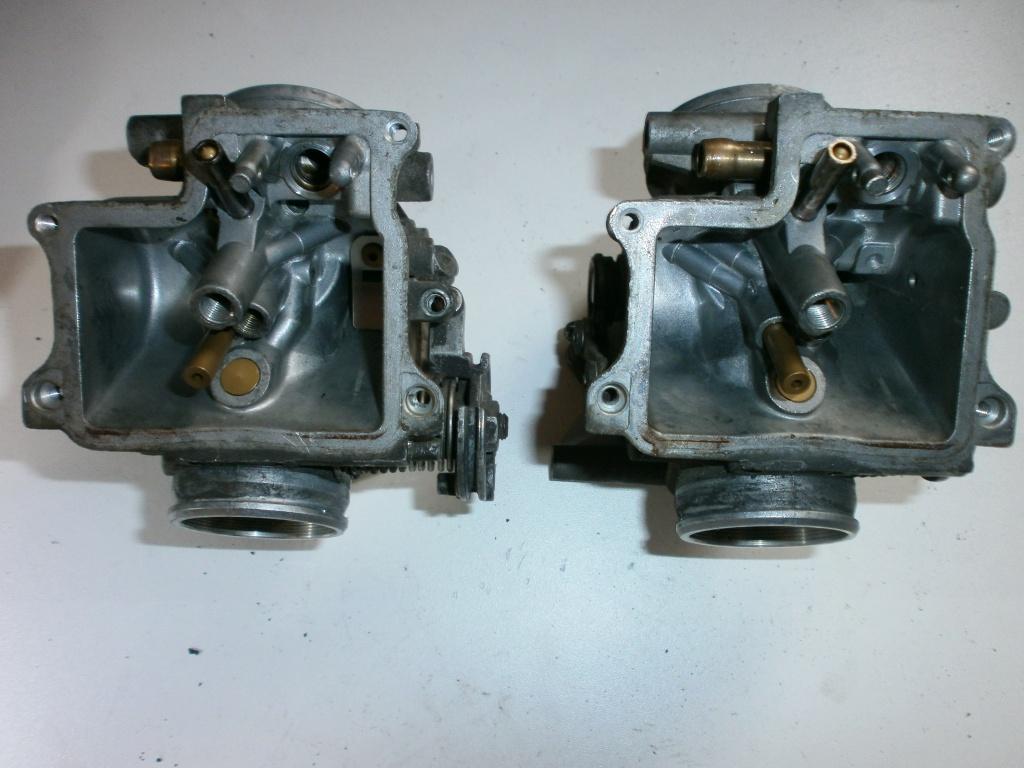 Nettoyage carburateurs de transalp 600 718634P1280026