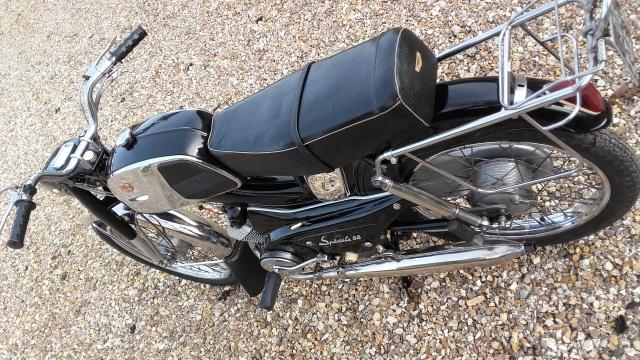 Ma MOTOCONFORT SP 98 de 1967  Restaurée  71912920161119145658