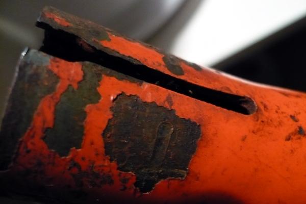 Peugeot NS non pliant... orange! 719393ns004