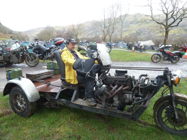 52 eme Dragon rally : une hivernale au pays de Galles (2013) 719484P1240452