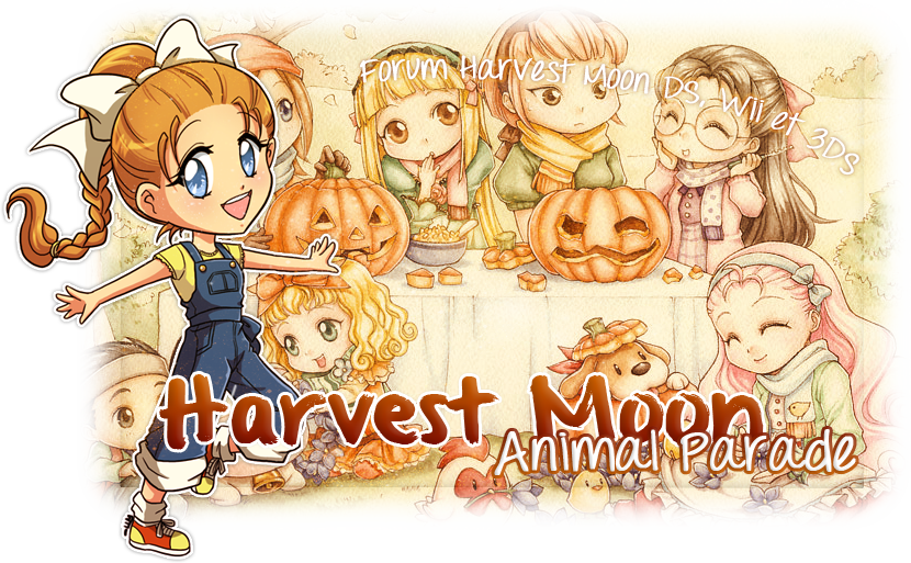 Harvest Moon : Animal Parade
