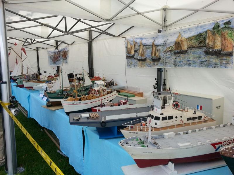 démo de maquettes navigantes sur la place Napoléon à la Roche S/Yon le 31 Mai et le 1er Juin 72141920140531133915resized