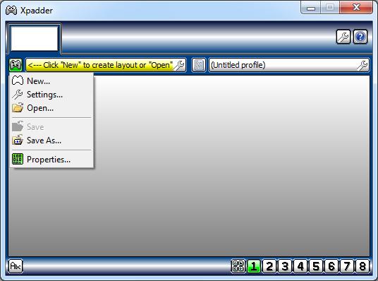 Xpadder - mapping de contrôle 721609Sanstitre3