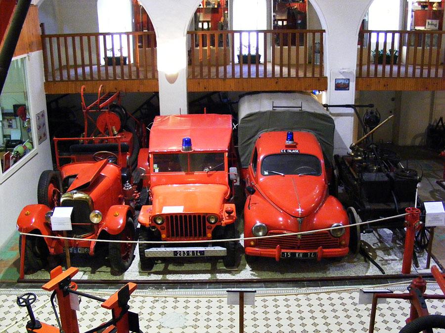 Bagnoles de l'Orne - Musée départemental des pompiers. 722442DSCF1719z9