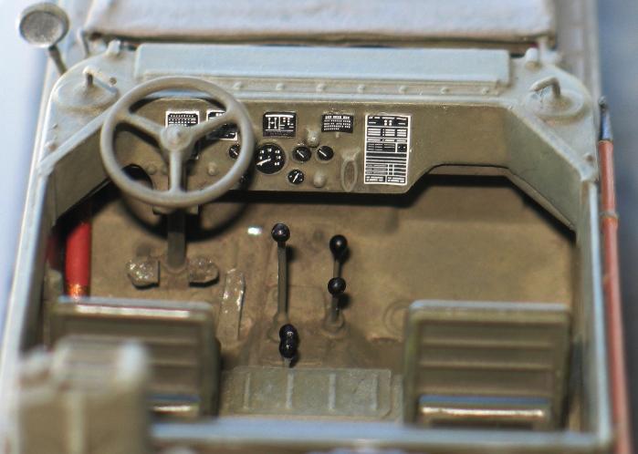 Ford GPA Tamiya 1/35 722517modles115015