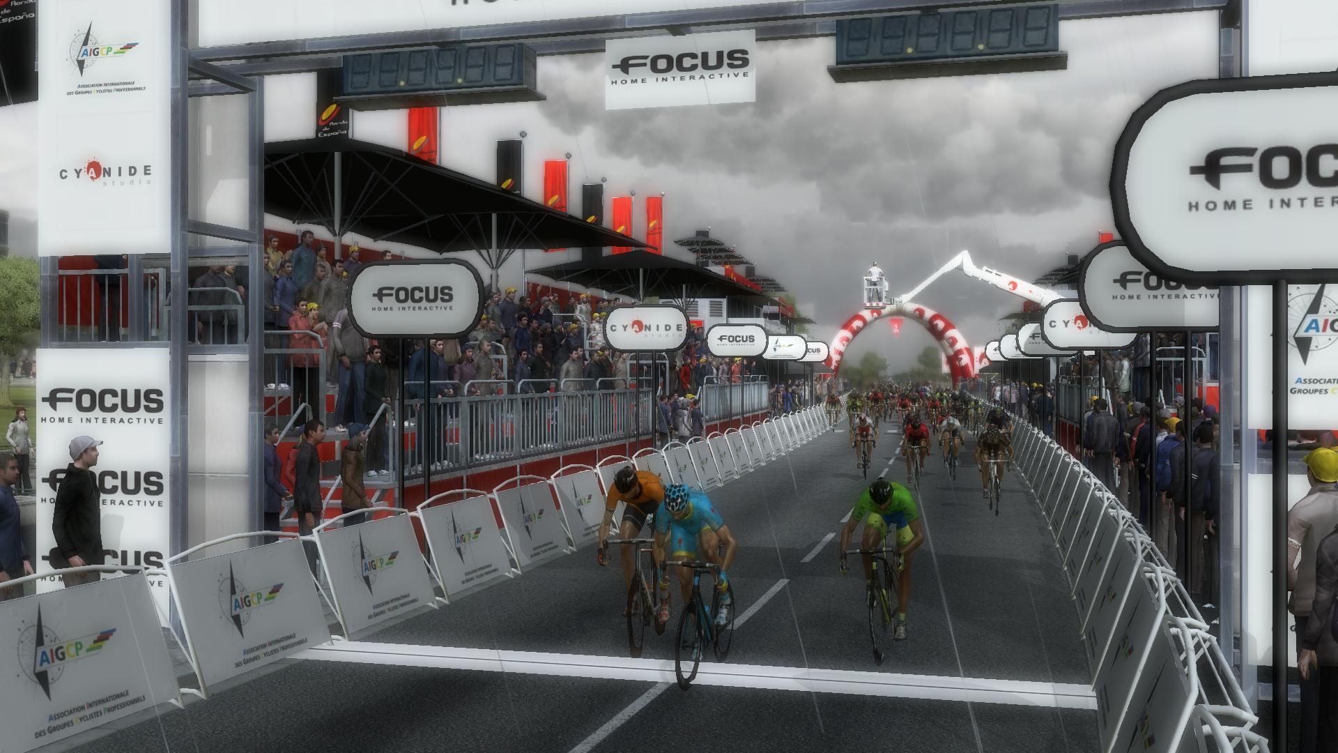 Vuelta - Tour d'Espagne / Saison 2 724064PCM0005