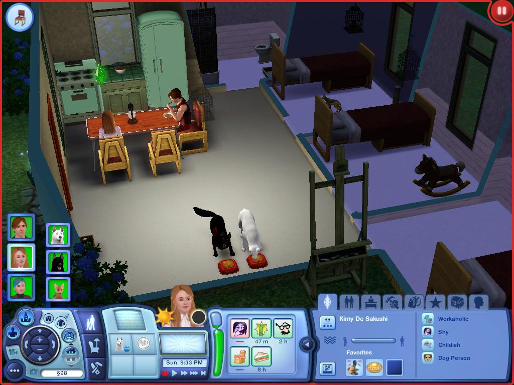 Les Sims ... Avec Kimy ! 724810toutlemondemangexD