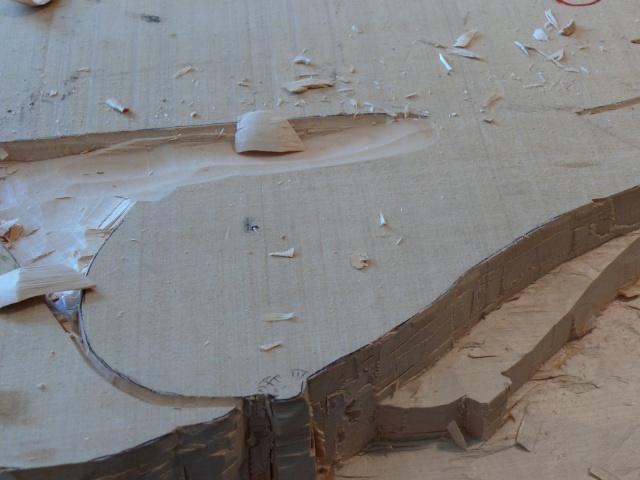 JJ - bas relief d'un nu (2013) 725421042