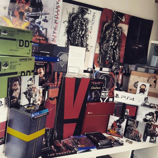 [Collection Metal Gear] La tanière du Renard.. - Page 2 725784IMG20150912093633