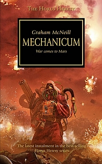 Programme des publications Black Library France de janvier à décembre 2012 726631Mechanicum200