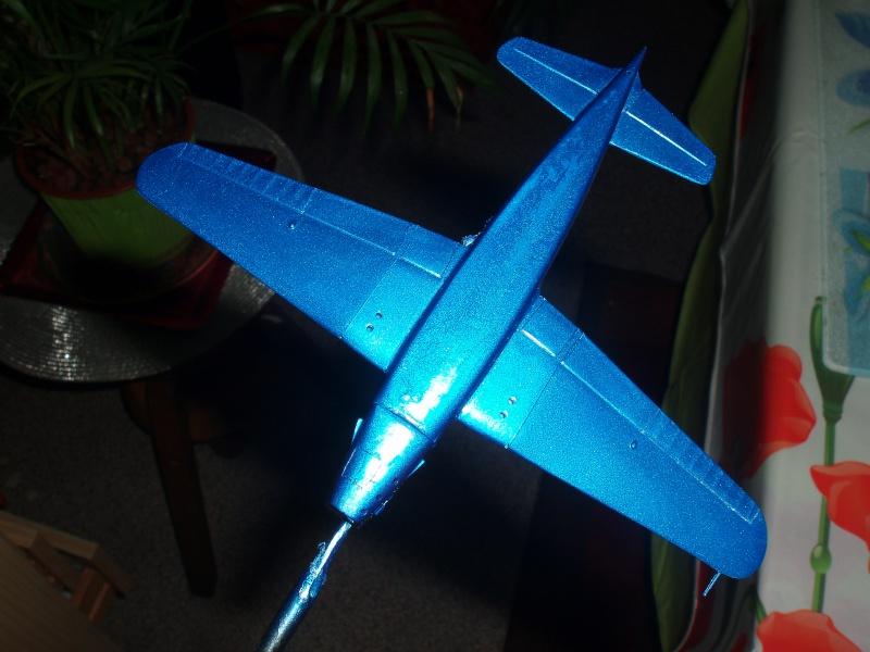 Heller avion Caudron Simoun (version Air Bleu). 727029cs12