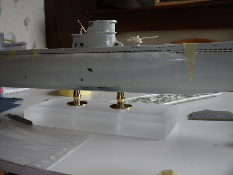 U boat VIIc  Set pe résine Eduard / CMK - Page 2 727186P1020210