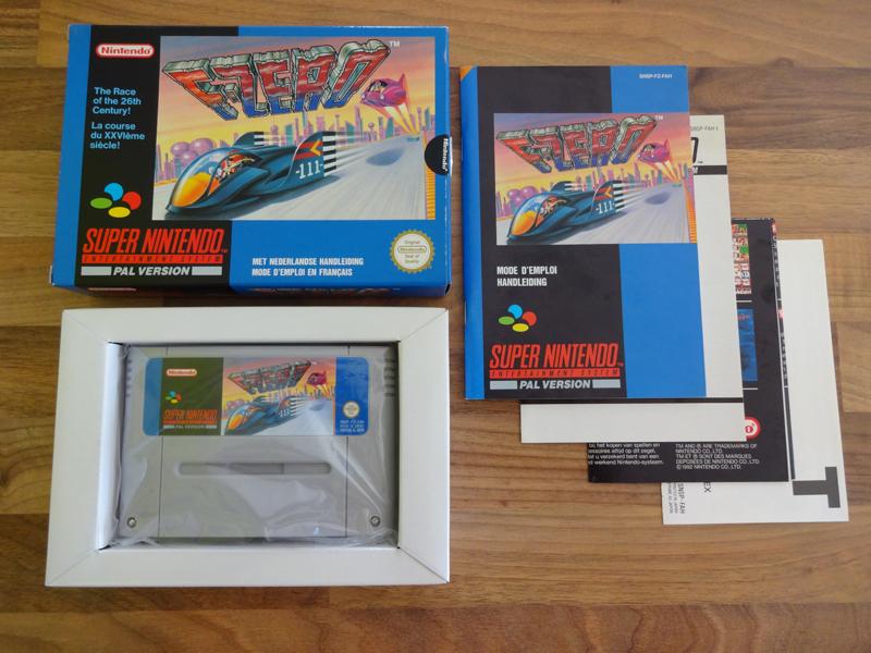 Prupru's Collection ! 100% Super Nintendo et 200% Super Comboy !! - Page 17 727314FZeroFAH