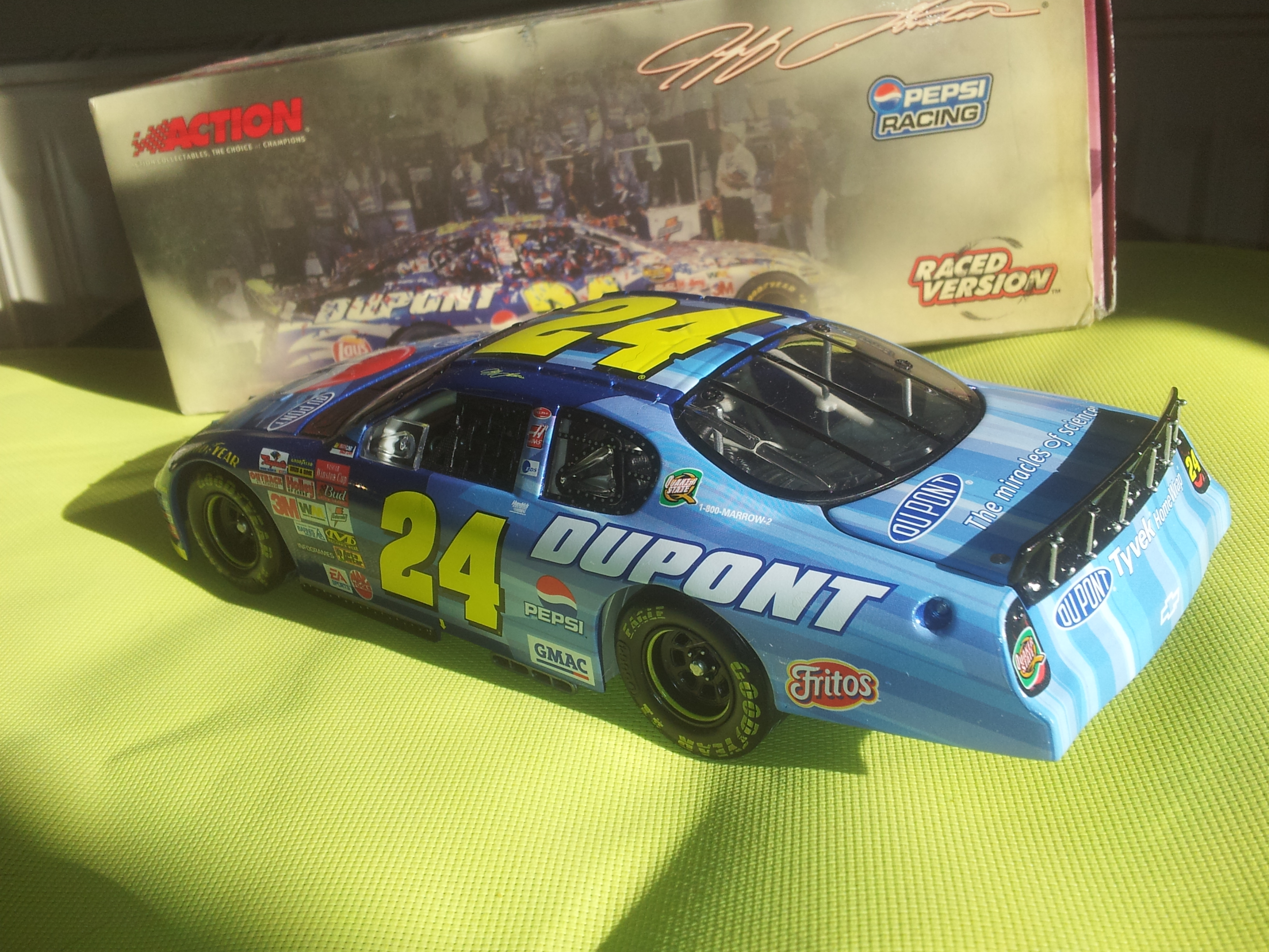 Nascar & Jeff Gordon's tribute 72866320150207132731