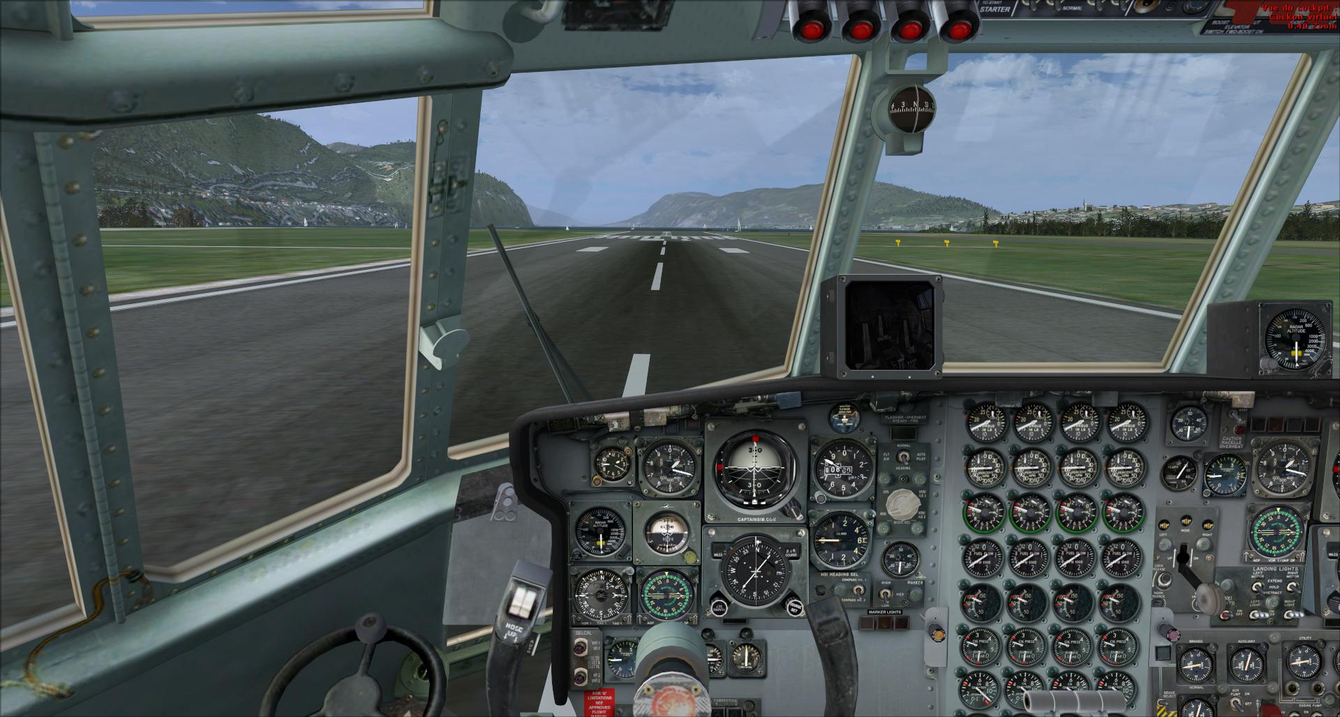 Compte rendu vol réseau en c130 captain sim 7291062014113144524393