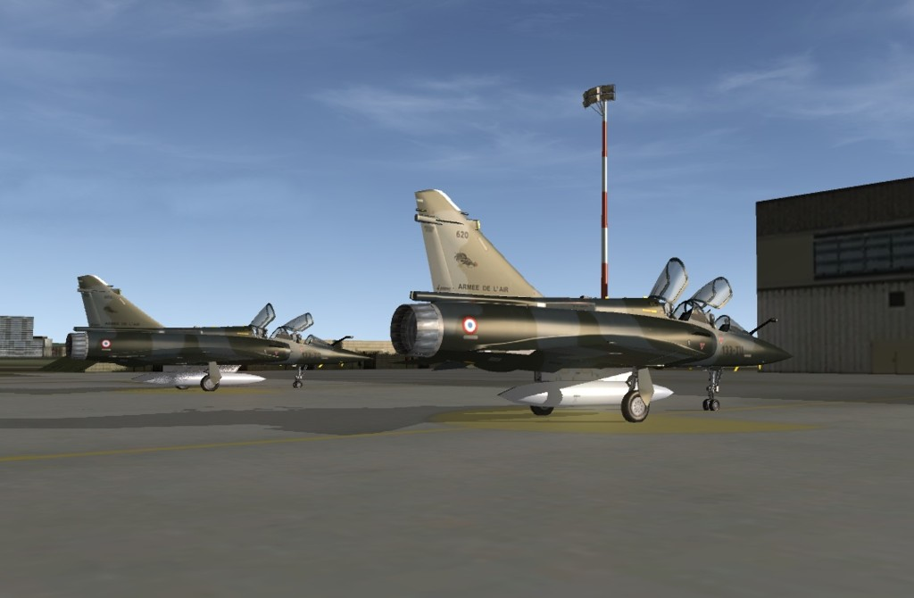 Mirage 2000D - Falcon BMS 4.32 72913320130805210104