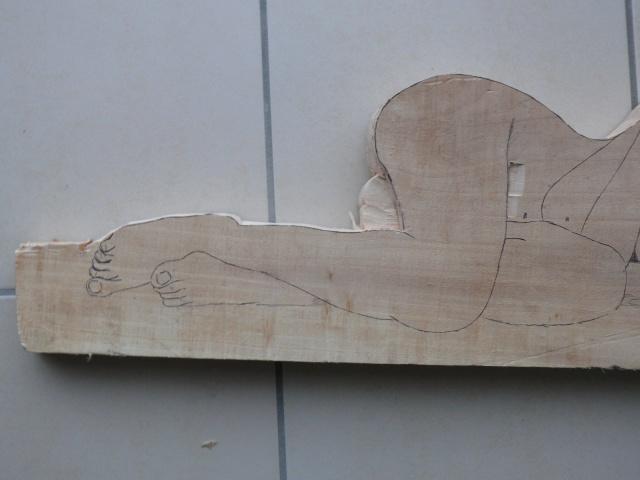 JJ - Songe (bas relief - 2014) 729227012