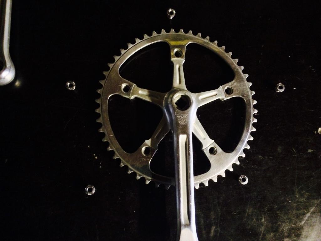 Vélo de piste Jean Marie Brun Tubes Columbus 729272image