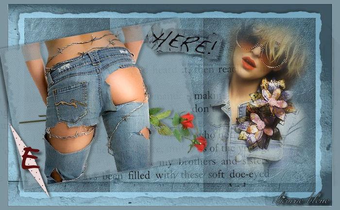 Jeans(PSP) 730661licorne86