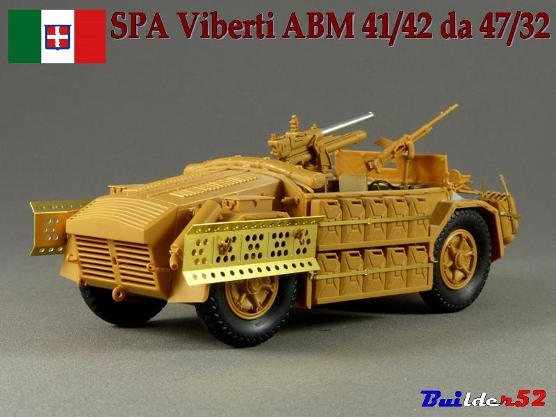 ABM 41/42  AT 47/32 - Italeri 1/35 731276P1030224