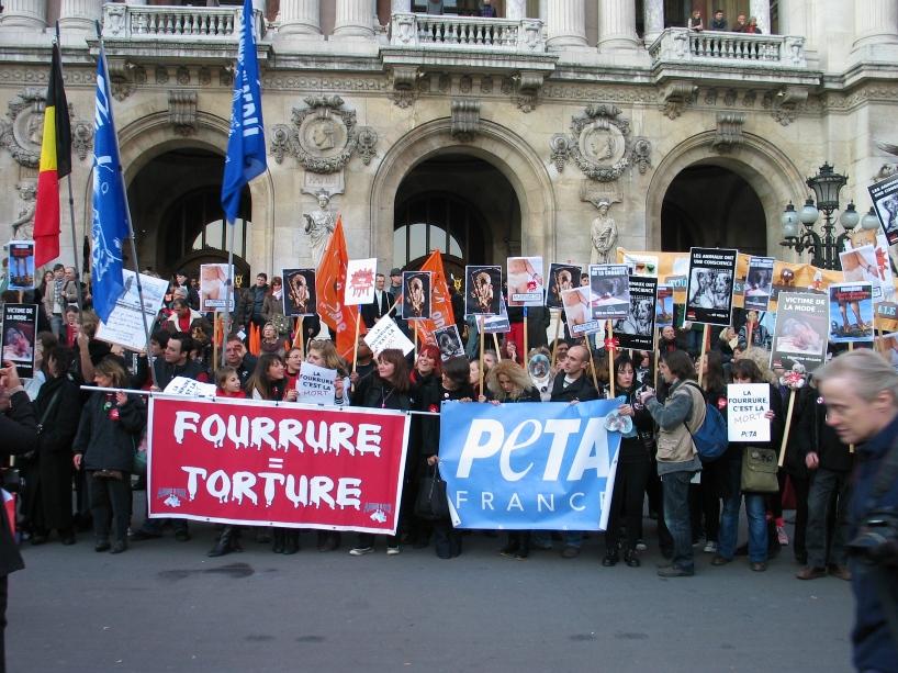 07 - Marche contre la fourrure - Paris 19 novembre 2011. 731449IMG6629