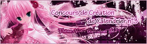 """Mangas Eternels organise sa 4ème édition de la """"Folie des Concours"""", et vous convie a cet événement ! 732301Calendrier"""