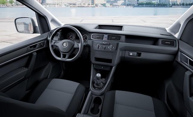 Le nouveau Caddy – toujours le meilleur choix  732406hd20150130vr001
