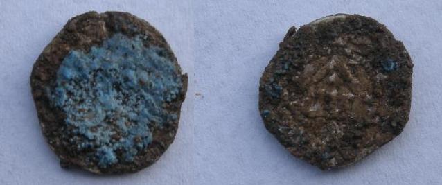 Nettoyage des monnaies romaines .... 732445laus1