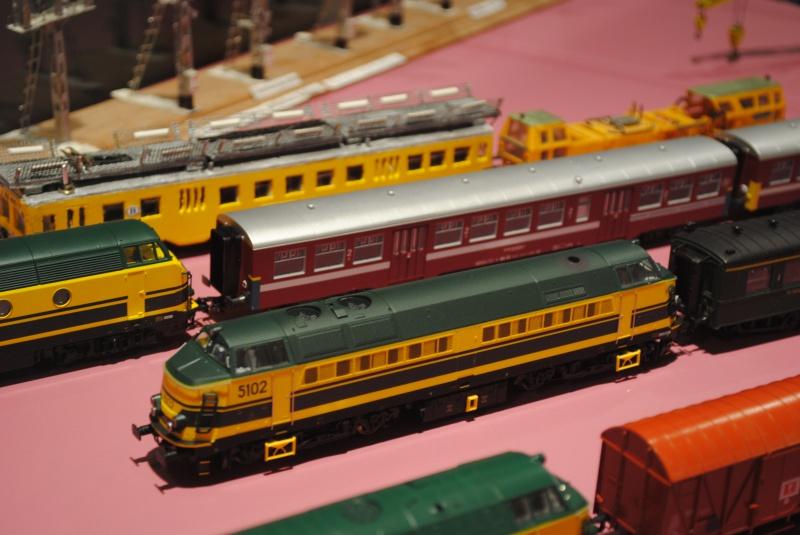 Expo 'La sncb en miniature' à Lessines ces 07, 08 & 09 mars 2014 732886DSC0470