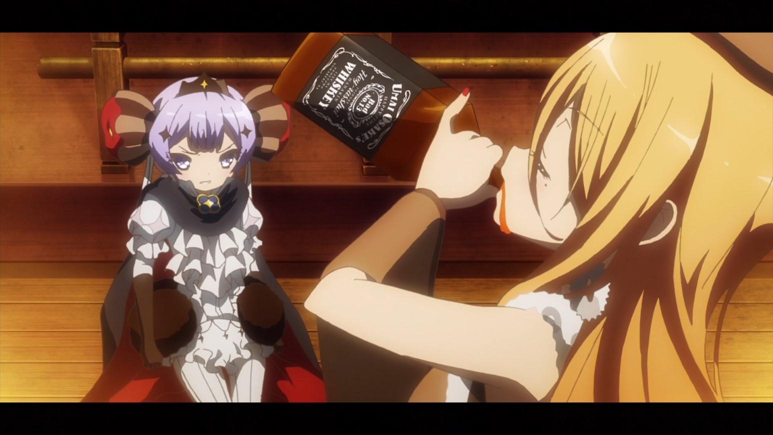 [2.0] Caméos et clins d'oeil dans les anime et mangas!  - Page 9 732943HorribleSubsMahouShoujoIkuseiKeikaku041080pmkvsnapshot141020161022194506