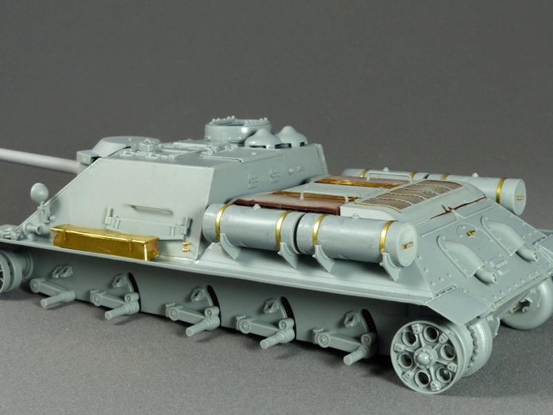 SU-100 - DRAGON 1/35 - Page 2 733022P1020825