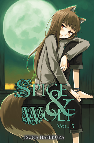 [ANIME/MANGA/LN] Spice and Wolf (Ookami to Koushinryou) - Page 2 733711spicewolftome3roman4370403