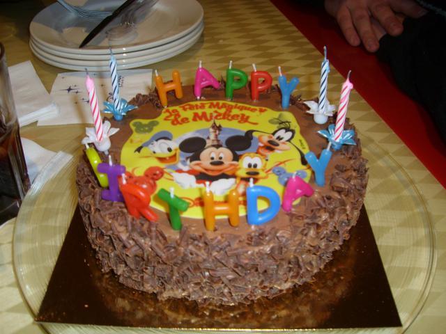 [Disneyland Paris] Premier séjour au DLH (31 janv.-2 fév. 2011) + un anniversaire inoubliable ! - Page 4 734664150
