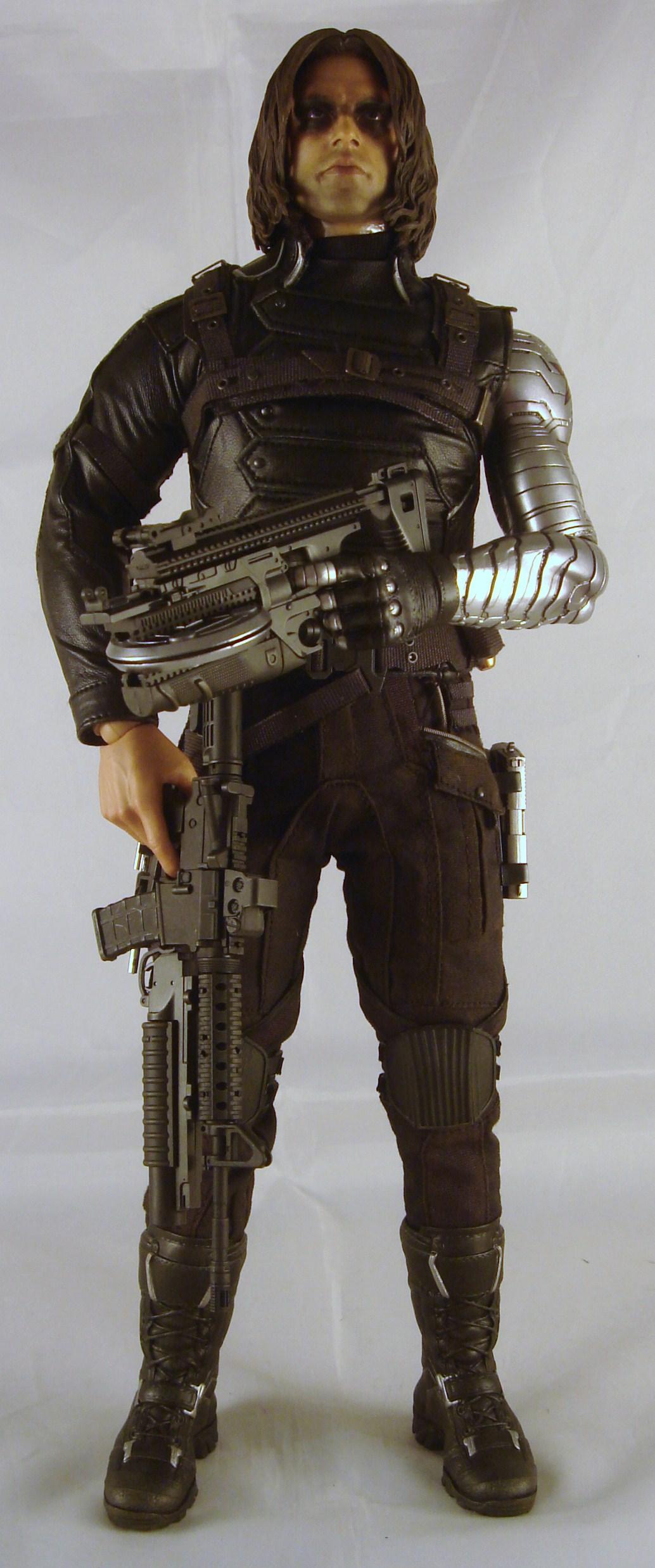 CAPTAIN AMERICA : THE WINTER SOLDIER - WINTER SOLDIER (MMS241) 734803DSC07522
