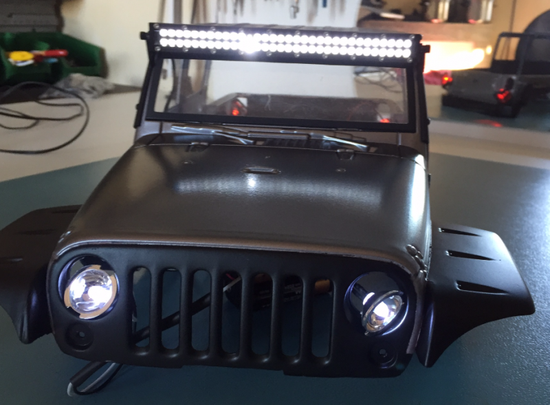 Jeep Rubicon Wraith New Bright 7349355929