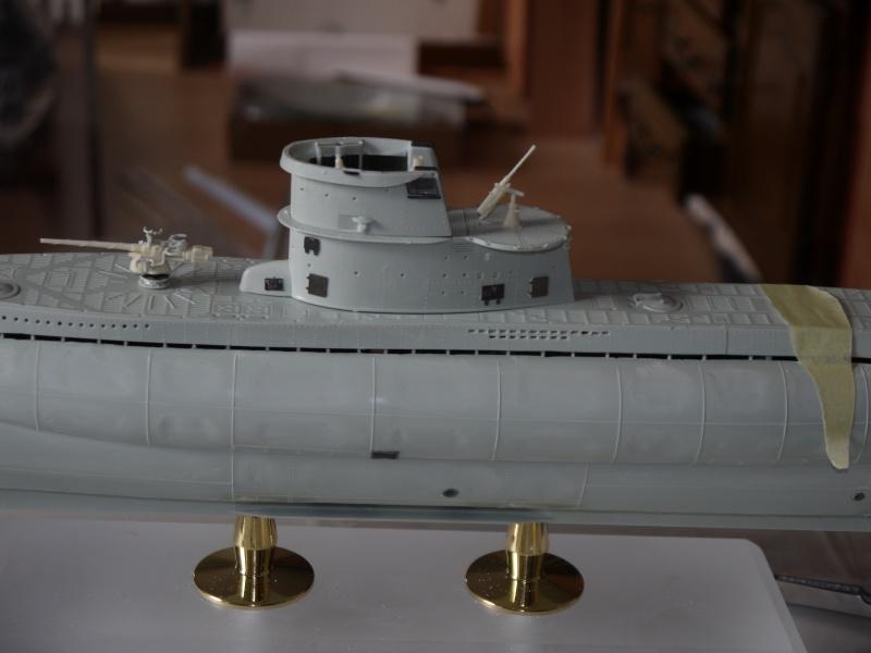 U boat VIIc  Set pe résine Eduard / CMK - Page 2 735013P1020208