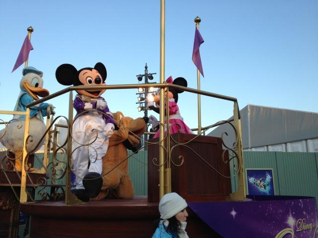 T.R. Séjour Disneyland Paris du 6 au 9 Fevrier 2012 au NPBC 735117238