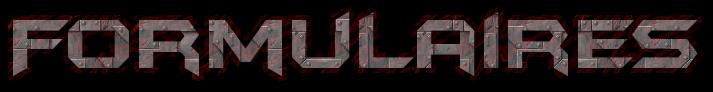 ☠ Zone 52 ☠ RP ON / Inscriptions et nouveaux perso MP 735129formulaires