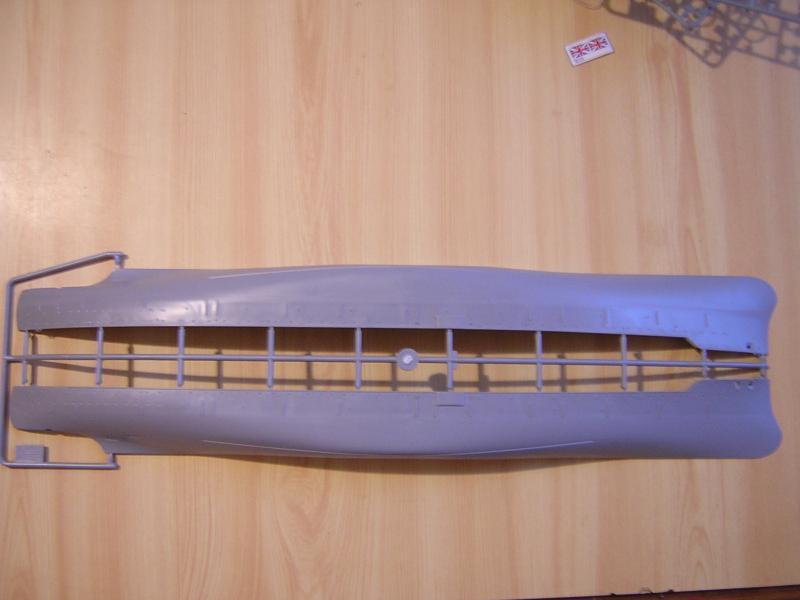 1/350 Zvezda HMS Dreadnougth 735513DSCN7161