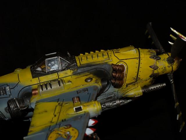 Messerschmitt ork - FINI !!!! 735644Messerschmittork18